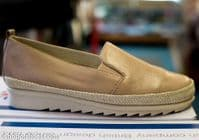Haze ultra soft leather loafer from padders and available at shopofshoes.com or from Our shop Dowling shoes Hampshire near Basingstoke, Newbury, Winchester and Andover.